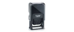 Shiny Office Style Custom<BR>Self-Inking Date Stamps